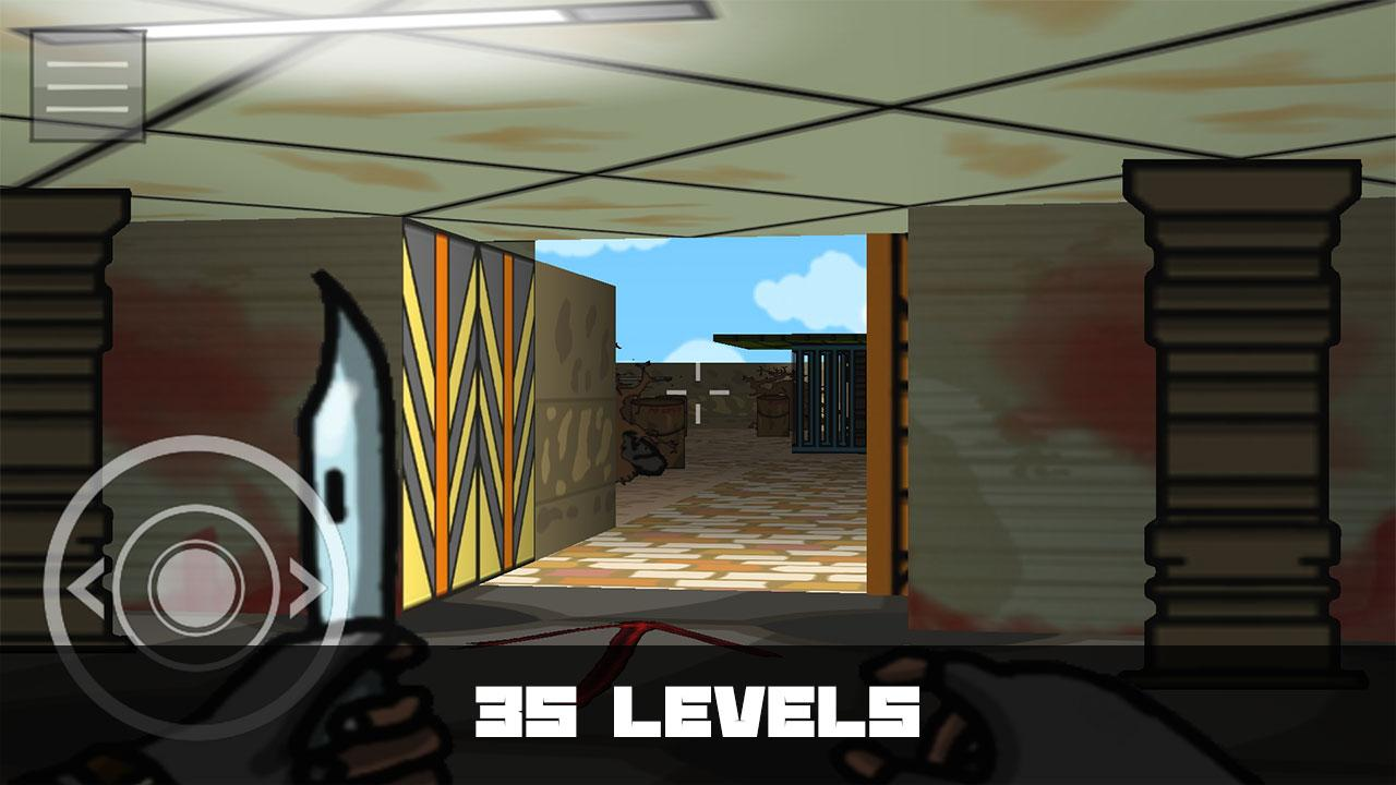 Screenshot of Fire Strike Retro