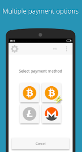 Screenshot of CryptoT