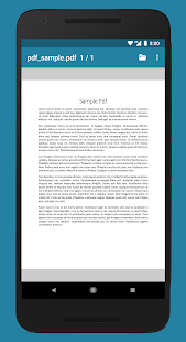 Screenshot of Pdf Viewer Plus