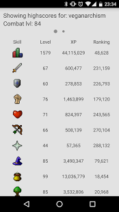 OSRS Helper - View your RuneScape stats