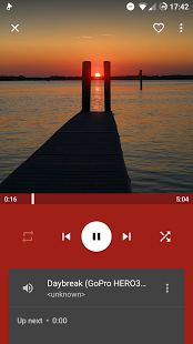 Screenshot of Vinyl Music Player