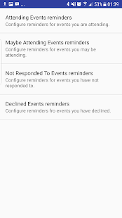 Screenshot of Event Sync for Facebook