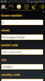 Screenshot of Keypad-Mapper 3