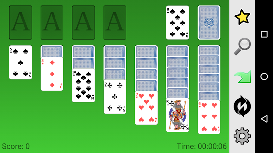 Screenshot of Simple Solitaire Collection