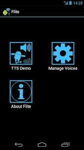 Flite TTS Engine - Text-to-Speech Engine