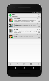 Screenshot of p≡p pretty Easy privacy