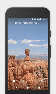 Screenshot of Camera Roll